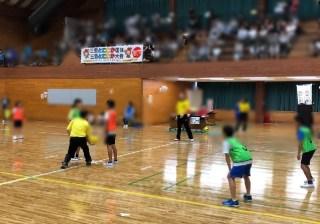 子ども球技大会