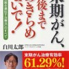 元京都大学医学部教授 Dr.白川太郎の実践!治るをあきらめない!シリーズ117回目「ファスティング療法についてその1」