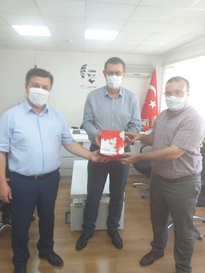 Başkan Doğan'ın Eskişehir'e çalışma ziyareti
