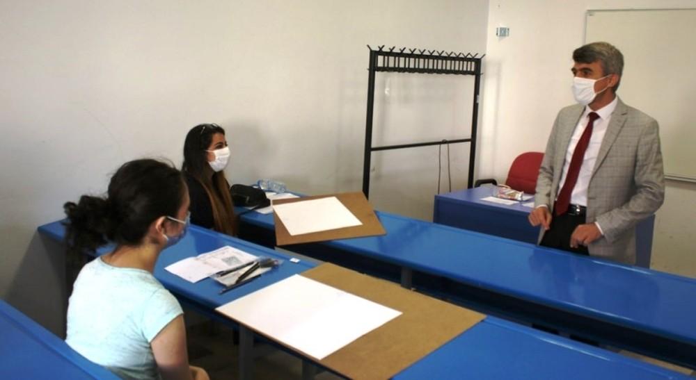 DPÜ GSF Özel Yetenek Sınavları tamamlandı