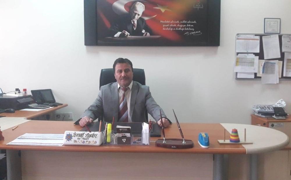 """15 Temmuz Şehitleri Anadolu Lisesine """"Bronz e-Güvenlik Etiketi"""""""