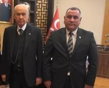 Dumlupınar MHP ilçe başkanı görevinden ve partisinden istifa etti