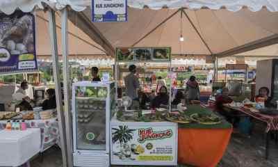 Foto Batam Wonderfood Ramadhan, disbudpar batam, ekonomi, kue jungkong, Kutipan batam, Taman Dang Anom
