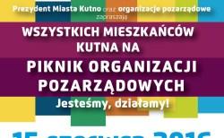 Piknik Organizacji Pozarządowych