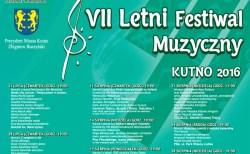 VII Letni Festiwal Muzyczny - program
