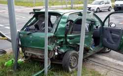 Do wypadku doszło w Płocku