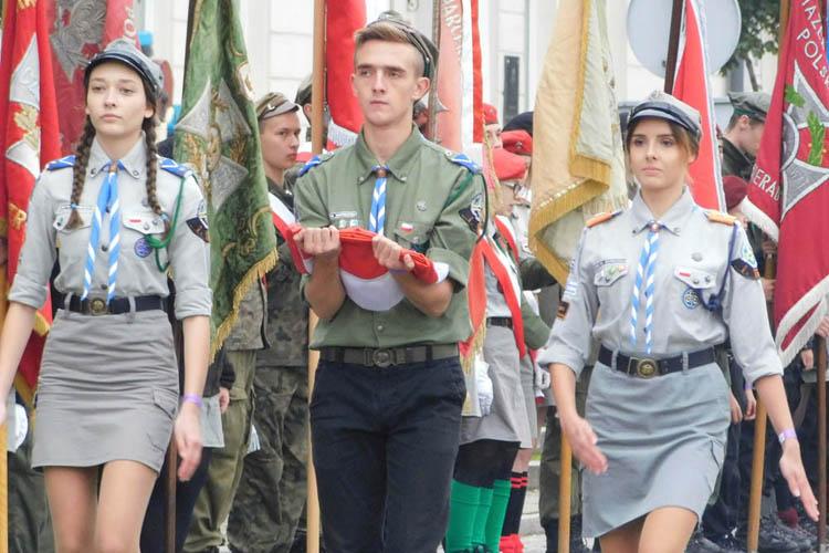 Harcerstwo rozkwitło w Kutnie