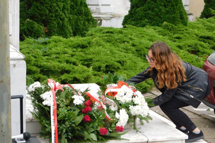 Obchody rocznicy śmierci dr Troczewskiego