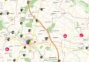 Mapa zagrożeń – 1500 zgłoszeń z naszego powiatu