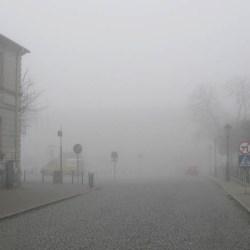 Meteorolodzy ostrzegają przed silną mgłą