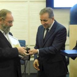 Tadeusz Kacalak uhonorowany za całokształt