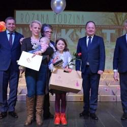 Różana Rodzina - styczeń 2018