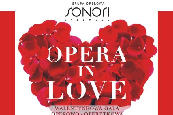 Miłość w operze – walentynkowa gala w KDK