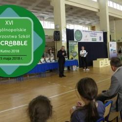 Mistrzostwa Szkół w Scrabble znów w Kutnie