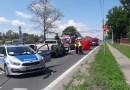 Śmiertelny wypadek na przejściu w Bedlnie