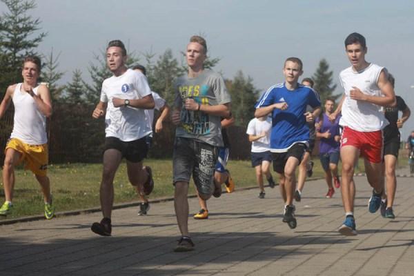 Ruszyła Licealiada: Indywidualne biegi przełajowe