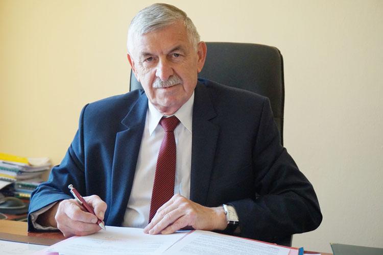 Wywiad ze Zbigniewem Burzyński, Prezydentem Kutna