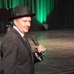 Tomasz Stockinger oczarował kutnowskich seniorów