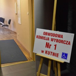 Dobra frekwencja wyborcza w Kutnie i powiecie