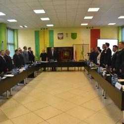 Pierwsza sesja rady powiatu - frustracja pokonanych