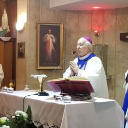 Dziś Dzień Chorego. Biskup Dziuba celebrował mszę