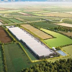 Hillwood Kutno, centrum logistyczne o powierzchni 33 000 m2