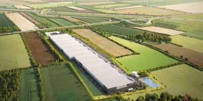 Hillwood Kutno ruszy w kwietniu. 33000 m2 powierzchni
