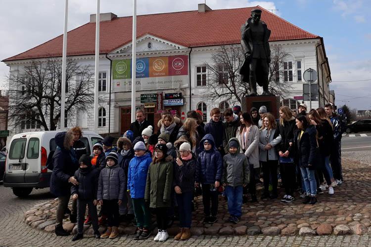 Obchodziliśmy imieniny Marszałka Józefa Piłsudskiego