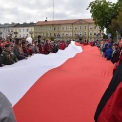 Dzień Flagi i Bieg ku Biało-Czerwonej w Kutnie