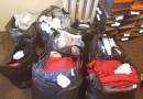 Policjanci zabezpieczyli 500 sztuk podrobionej odzieży
