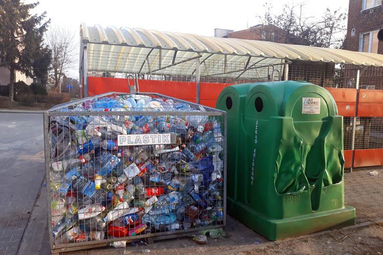 Czas się pozbyć dużych śmieci - terminy zbiórki