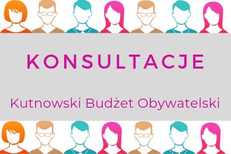 Konsultacje społeczne dotyczące Budżetu Obywatelskiego
