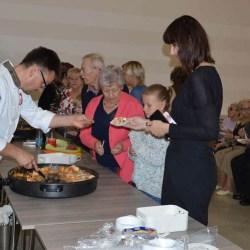Seniorzy zgłębiali tajniki smacznej sztuki kulinarnej
