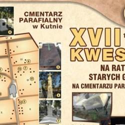 W piątek i sobotę kwesta na kutnowskich cmentarzach