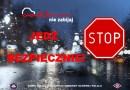 Zimowa akcja policji: Nie zabijaj – jedź bezpiecznie