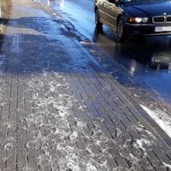 Zimowe kłopoty z pogodą: zapowiadane oblodzenia