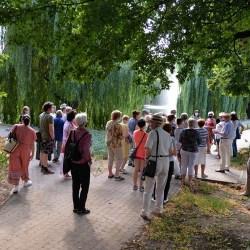 Park Traugutta bez tajemnic z TPZK - foto: L. Martynowski
