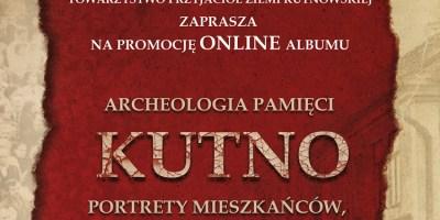 Promocja on-line albumu z fotografiami z Kutna