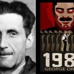 Wygasły prawa autorskie chroniące dzieła Orwella...