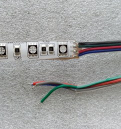kutop high quality rgb 5050 led strip output wires [ 1920 x 1080 Pixel ]