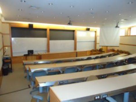 Classroom attendance. Photo Courtesy of Gail Fredericks