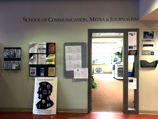 The College of Visual and Performing Arts is now a school alongside the school of Communications, Media and Journalism in the College of Liberal Arts. Credit: Monica Sudfield