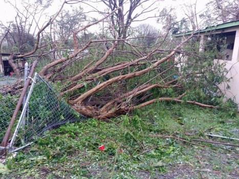 Maria aftermath in Cabo Rojo, PR. Photos by Jennifer Padilla