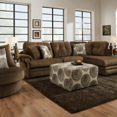 Transitional Living Room Furniture Escape Walkthrough Sectionals - Kutter's | America's Store®