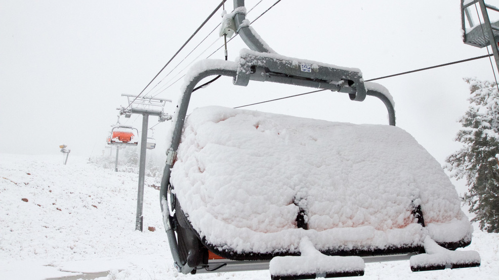 ski chair lift lazy boy escapes serious injuries in fall from chairlift at nordic valley resort