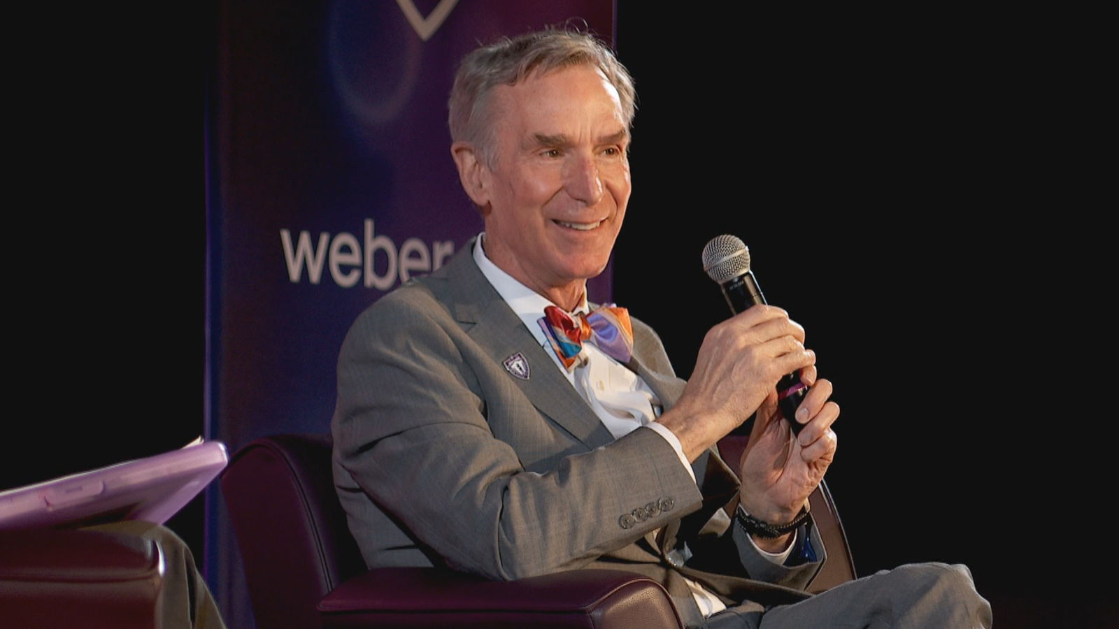 Bill Nye The Science Guy Captivates Wsu Au Nce With