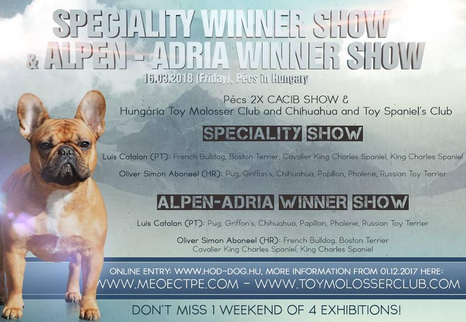 speciality alpe adria