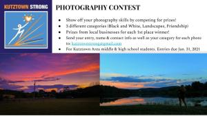 January Photography Contest