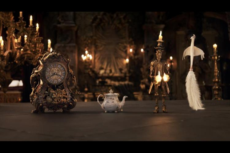 Beauty and the Beast Review and FREE activity sheets.