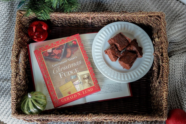 Lieutenant Terry's Christmas Fudge and fudge recipe